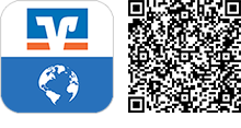 "QR-Code für die App ""VR International"""