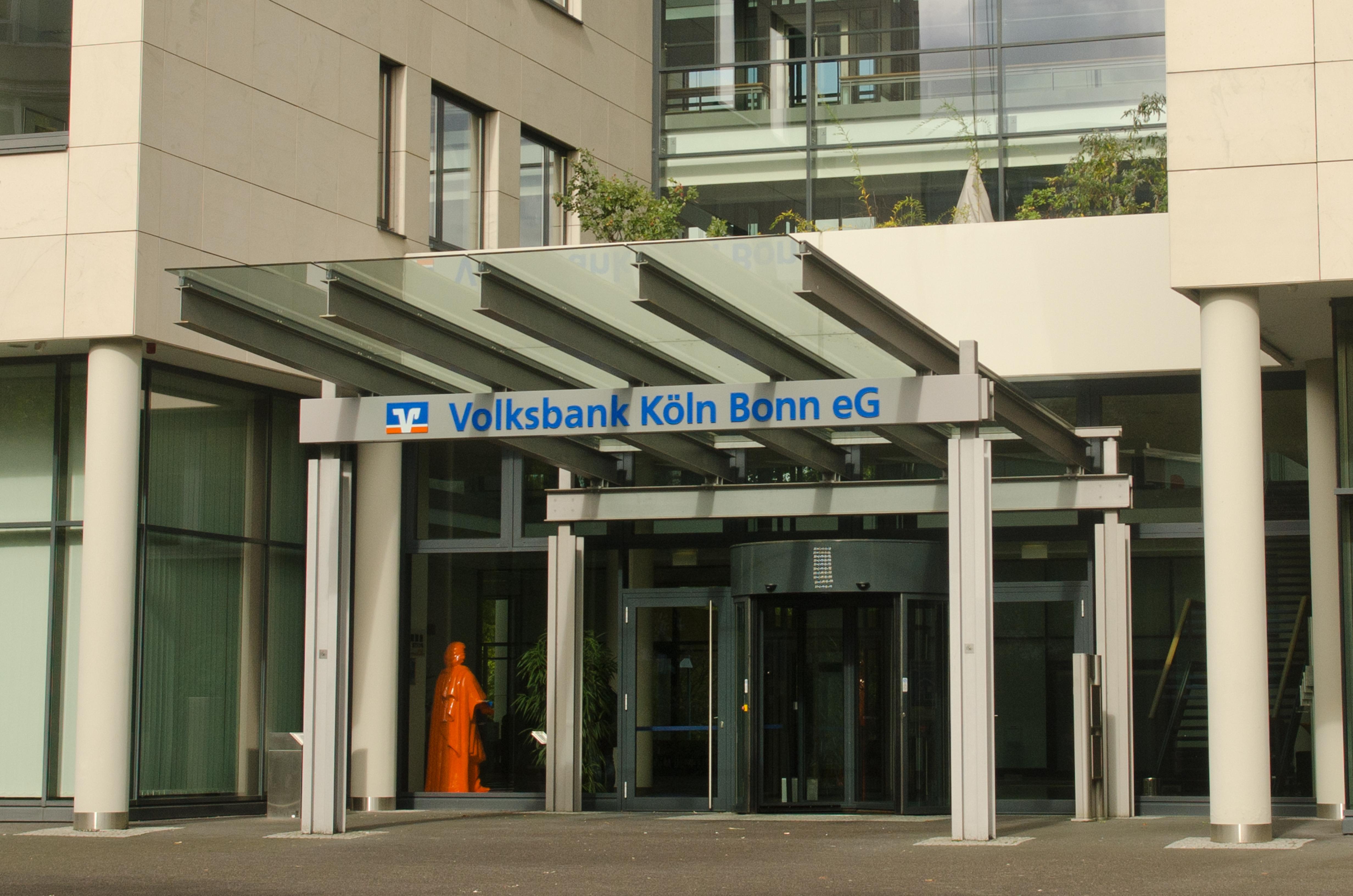 Hauptstelle Bonn in der Rheinaue - Kunst