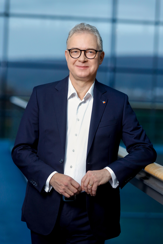 Jürgen Pütz, Vorstandsvorsitzender