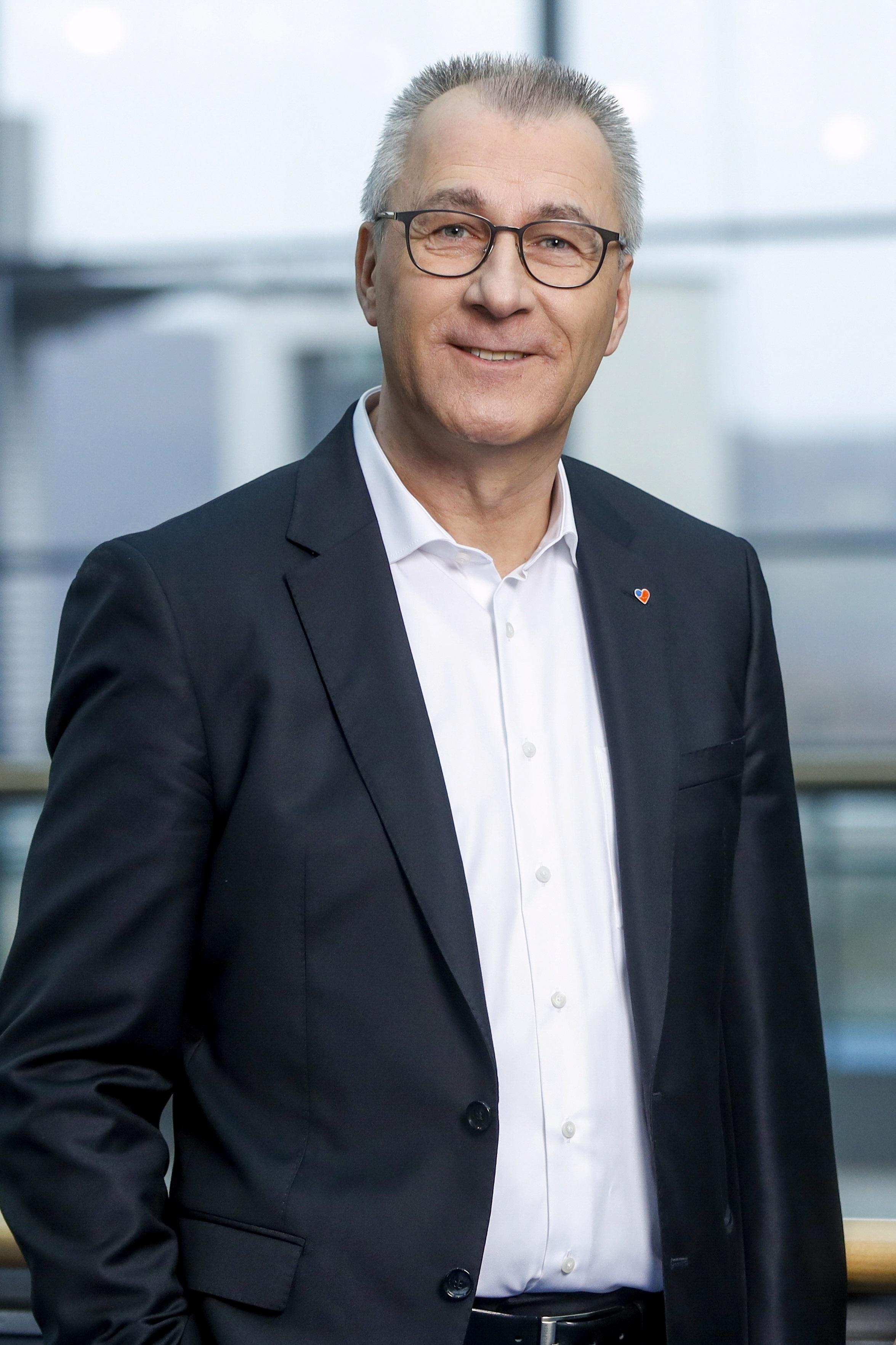 Volker Klein, stv. Vorstandsvorsitzender
